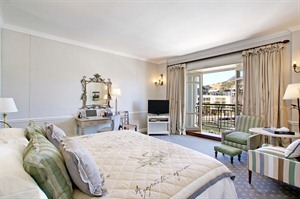 Cape Grace Table Mountain Luxury Room