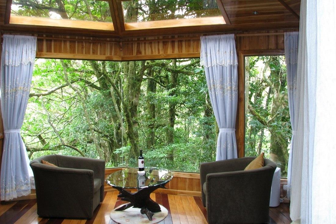 Hidden Canopy Treehouse 5 & Hidden Canopy Treehouse | Monteverde Cloudforest | Rainbow Tours