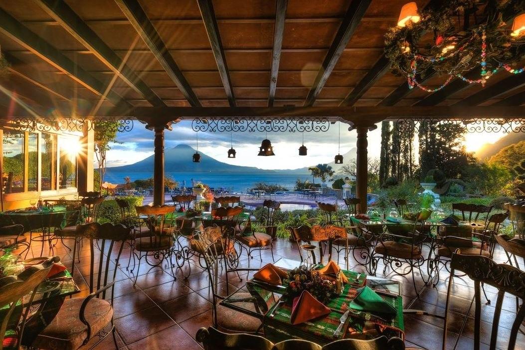 Hotel Atitlan Lake Atitlan Rainbow Tours