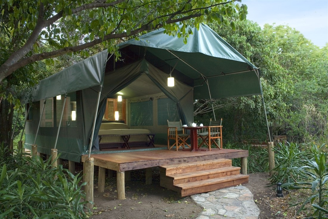 Kichwa Tembo Tented Camp Masai Mara Safari Rainbow Tours
