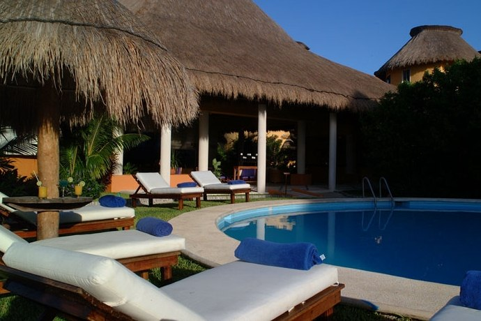 Hotel villas hm paraiso del mar riviera maya coast for Villas hm paraiso del mar holbox