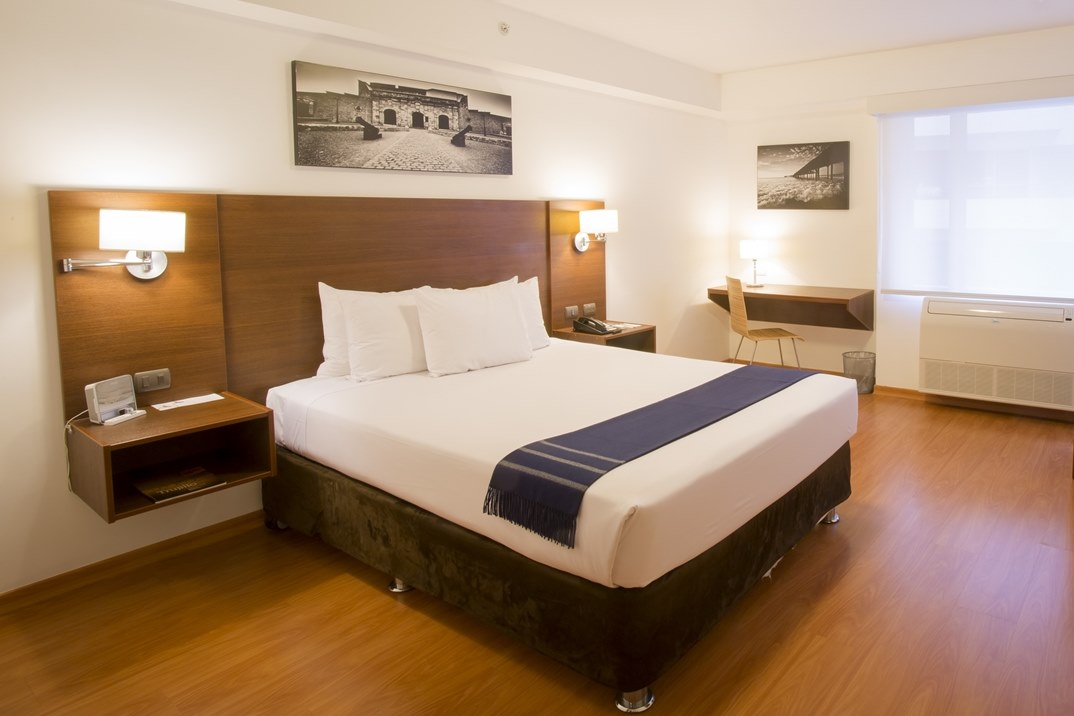 Eco friendly peru holiday specialists in peru holidays for Casa andina select lima