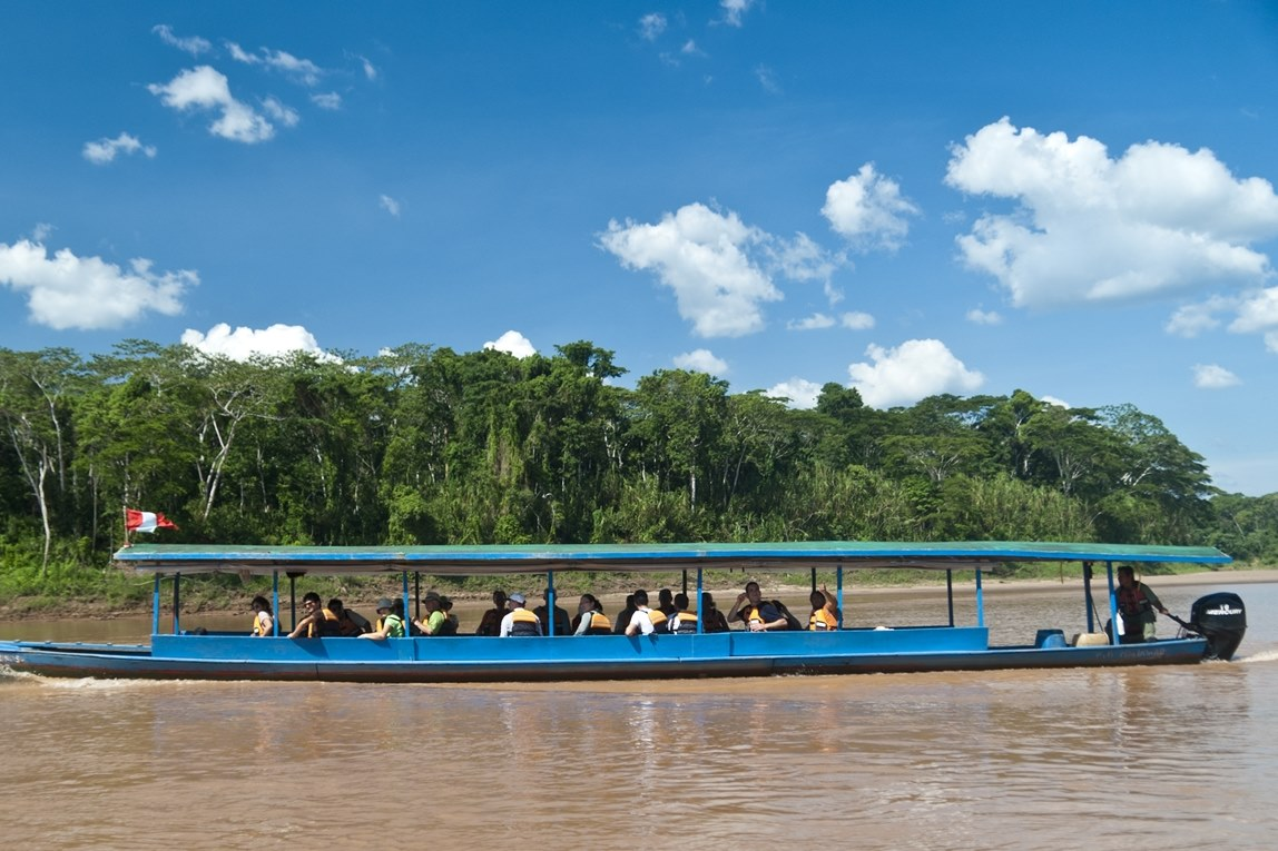 posada amazonas Community owned - posada amazonas is owned by the indigenous ese-eja community of infierno and managed in partnership with rainforest expeditions, posada amazonas is located within the ese-eja's communal reserve, next to the tambopata national reserve.