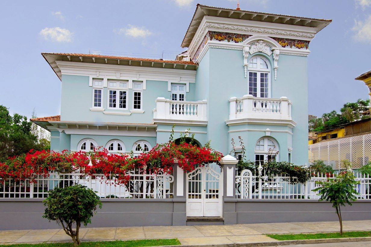 villa barranco lima rainbow tours. Black Bedroom Furniture Sets. Home Design Ideas