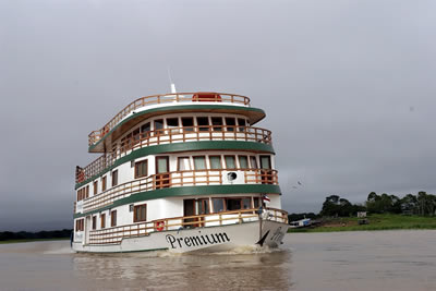 Amazon Clipper Premium Cruise Boat