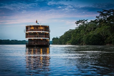 Anakonda Amazon Cruise