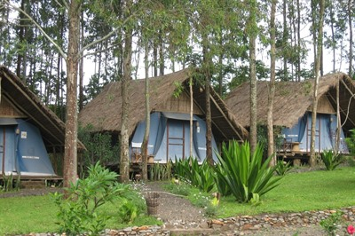 Eco Omo Safari Lodge