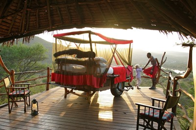 Loisaba Tented Camp & Star Beds