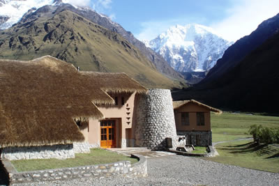 Mountain Lodges of Peru - Salkantay trek to Machu Picchu