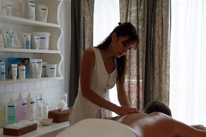 Optional Body Treatments At U Spa