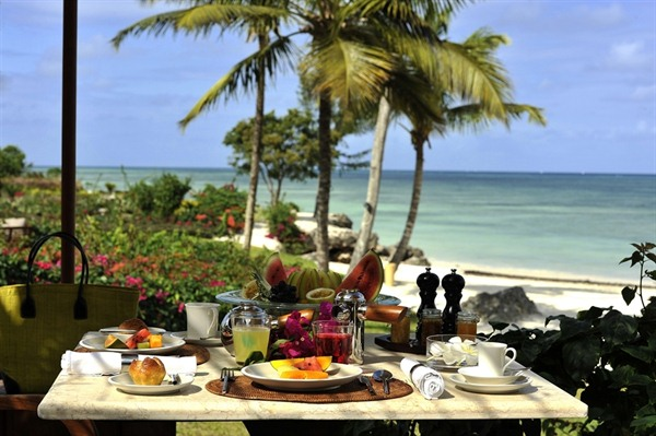 Breakfast At The Residence Zanzibar