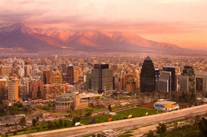 Santiago city