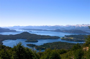 Lake District, Bariloche