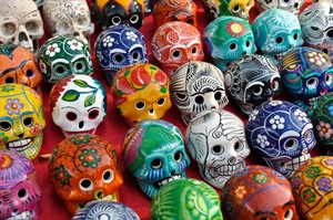 Day of the Dead trinkets