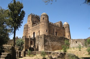 Imperial Compound in Gondar
