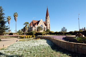 The Christ Church, Windhoek