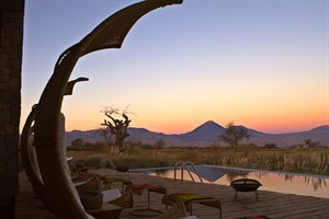 Stunning views from Tierra Atacama