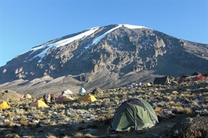 Kilimanjaro Group Climb - Lemosho Route 3