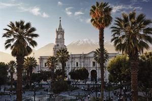 'White City' of Arequipa