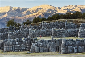 Sacsayhuaman fortress overlooking Cuzco
