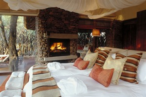 Suite At Makanyane Safari Lodge