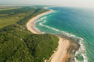 Mozambique Lagoon Coast - White Pearl Resort