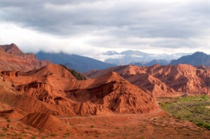 Red Mountains of Cafayate