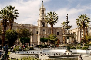 Arequipa - the 'White City'
