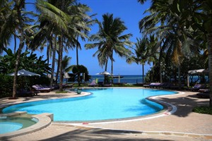 Turtle Bay Beach Club quiet pool