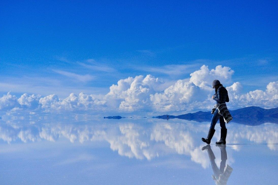 Uyuni Salt Flats Airstream Campers Amp Bolivia Highlights