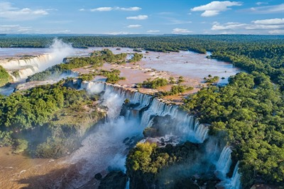 Argentina's Highlights - Cities, Glaciers & Waterfalls