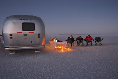 Uyuni Salt Flats, Airstream Campers & Bolivia Highlights