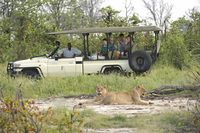 Botswana Safari & Mozambique Beach Escape