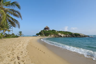 Colombia & Caribbean Beach