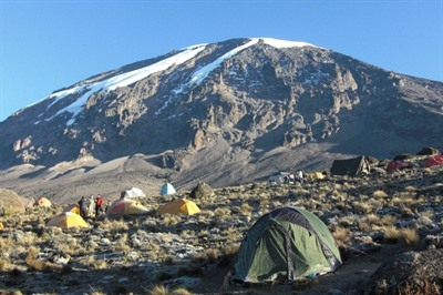 Kilimanjaro Group Climb - Shira Route