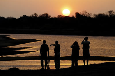 Zambia Walking Safari - Luangwa  Encounter